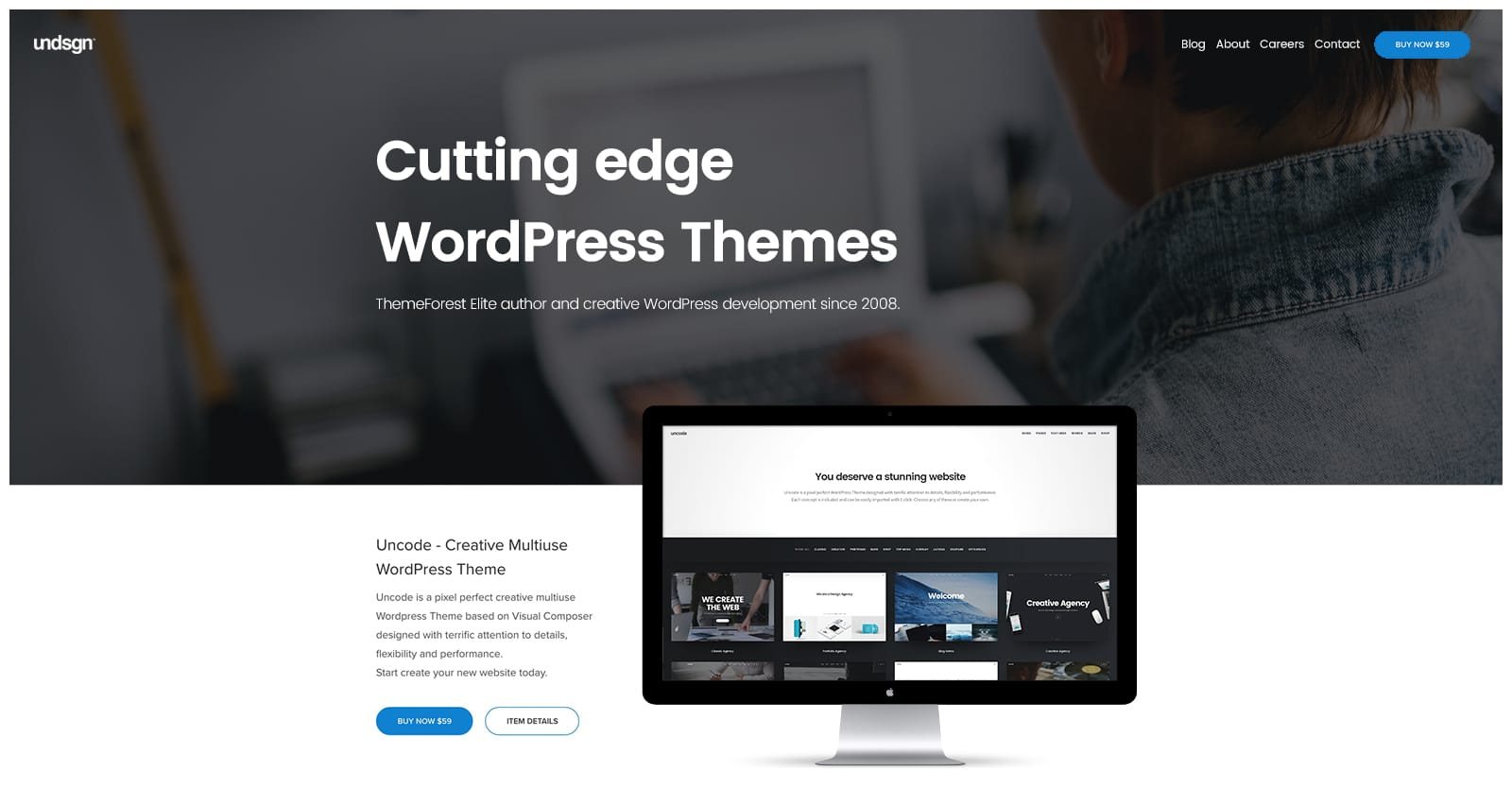 Undsgn™ - ThemeForest Power Elite Author creator of the popular