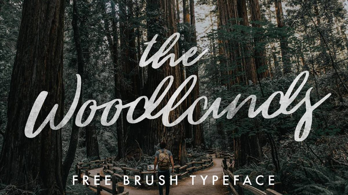 Typeface from Craft Work