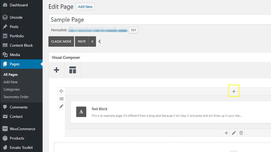 Adding a new Uncode module.