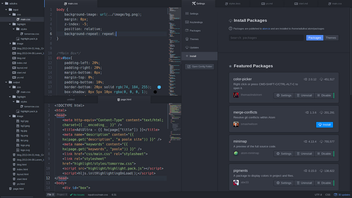 Best code editor programs to use for WordPress files - Undsgn™