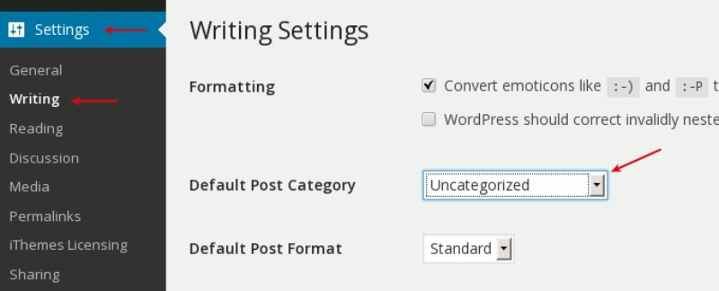 Category Uncategorized.How To Rename The Uncategorized Category Undsgn