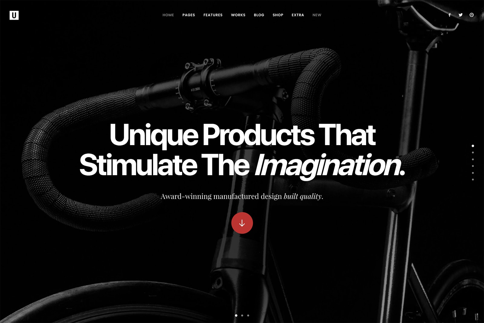 websites with dark backgrounds how to do it properly undsgn