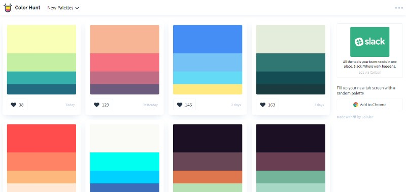 Color Palette Generator Tools To Use For Your Websites Undsgn