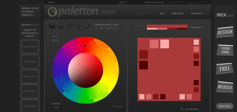 Color Palette generator tools to use for your websites - Undsgn™